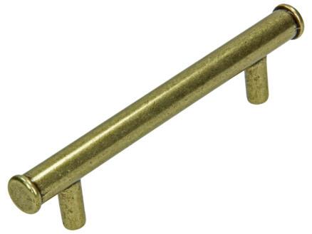 Yale Relinggreep 96x135 mm antiek brons