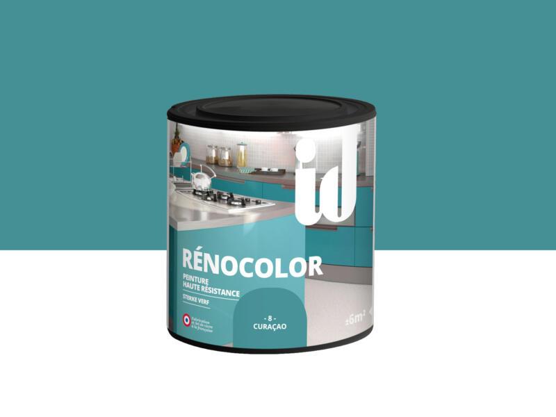 Rénocolor peinture rénovation bois et MDF 0,45l curaçao