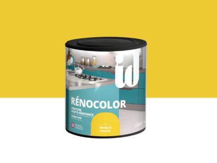 Rénocolor peinture rénovation bois et MDF 0,45l mangue