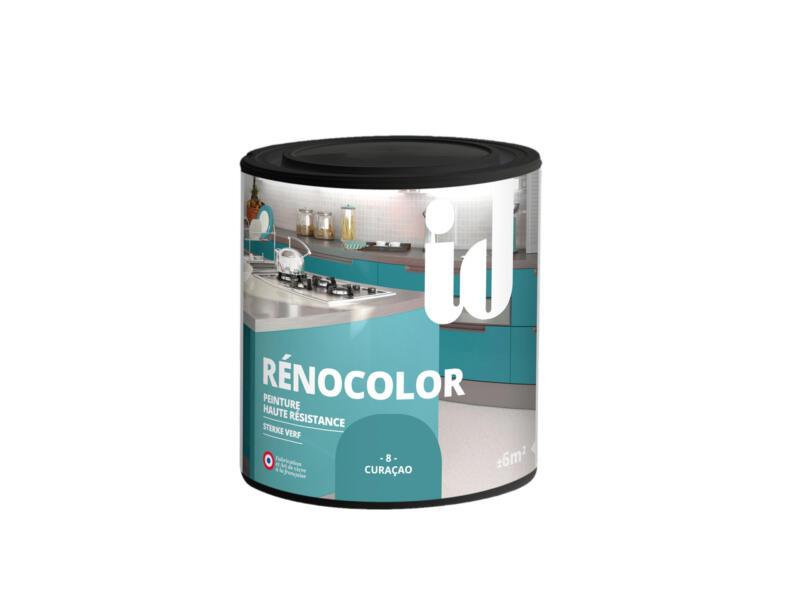 Rénocolor renovatieverf hout en MDF 0,45l curaçao