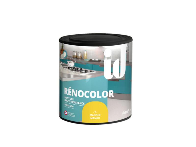 Rénocolor renovatieverf hout en MDF 0,45l mango