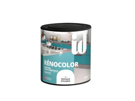 Rénocolor renovatieverf hout en MDF 0,45l meringue
