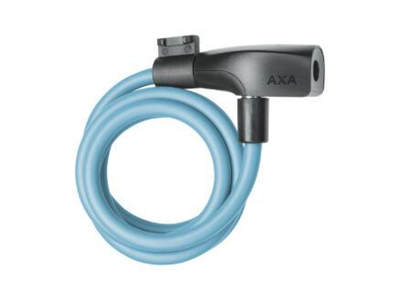 Axa Resolute kabelslot 8mm 120cm blauw