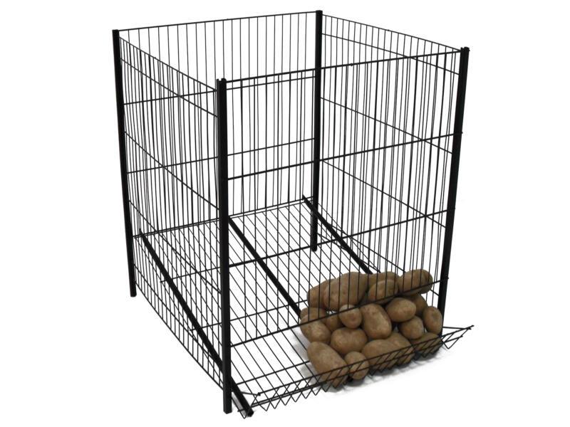 Practo Home Resserre à pommes de terre 150kg