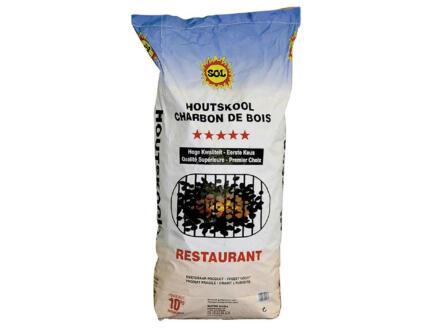 Restaurant  houtskool 10kg