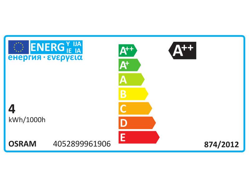 Retro ampoule LED réflecteur E14 4W
