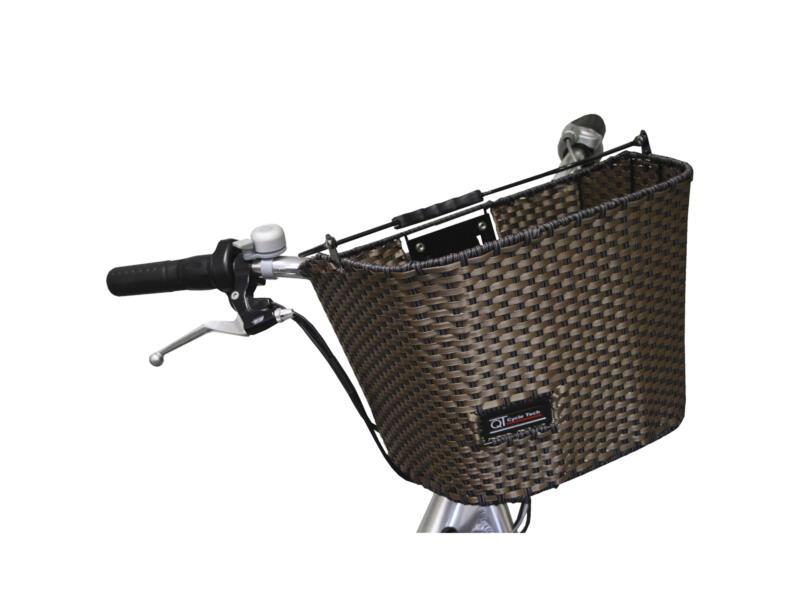 Maxxus Retro fietsmand 43x34,5x26,5 cm