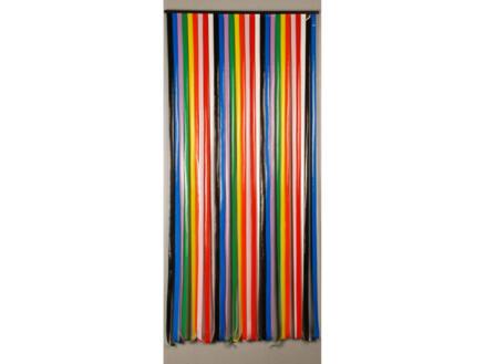 Confortex Rideau de porte Capri 90x200 cm multicolore