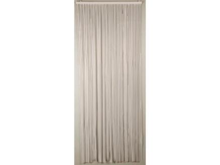 Confortex Rideau de porte Lumina 90x220 cm blanc
