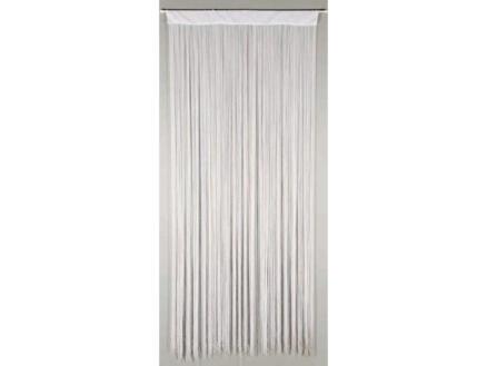 Confortex Rideau de porte String 90x200 cm blanc