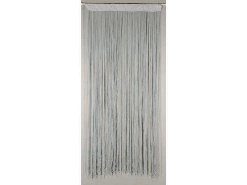 Confortex Rideau de porte String 90x200 cm gris