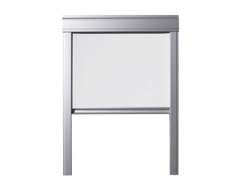 Contrio Rideau opaque DUR S6A blanc