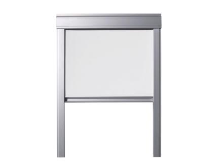 Contrio Rideau opaque DUR U4A blanc