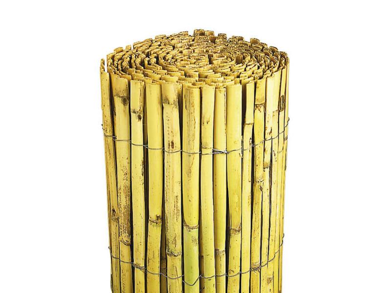 Rietmat bamboe gekloven 150x500 cm