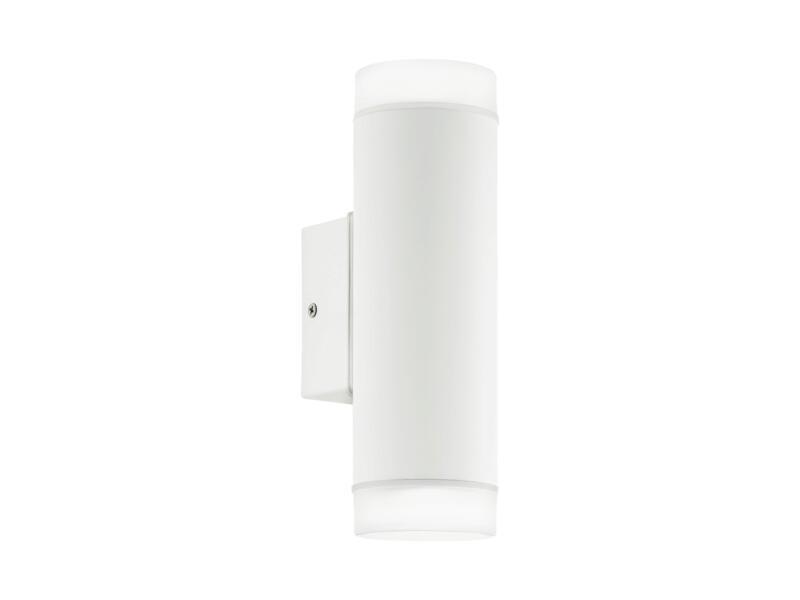 Eglo Riga LED wandlamp 2x5 W wit