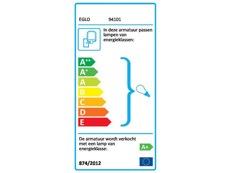 Eglo Riga LED wandlamp GU10 2x3 W wit
