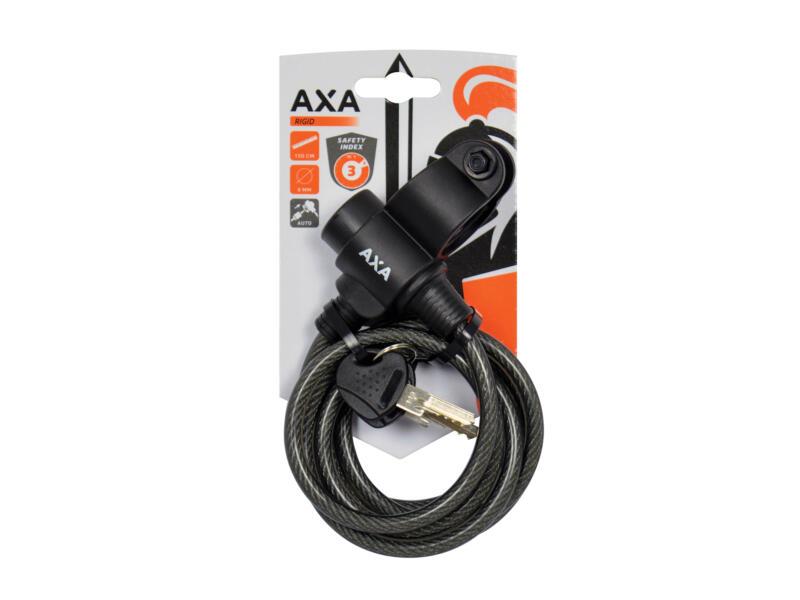 Axa Rigid câble antivol à clé 150cm