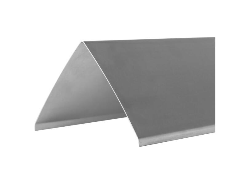 Rive de toiture G 100cm zinc