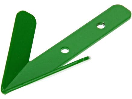 Robin Hood crochet portemanteau 2 crochets vert