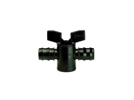 Robinet d'arrêt pour tuyau 16mm