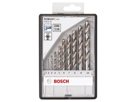 Bosch Pro Forets metal 10 hss-g 135