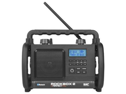 Perfectpro Rockbox 2 radio de chantier
