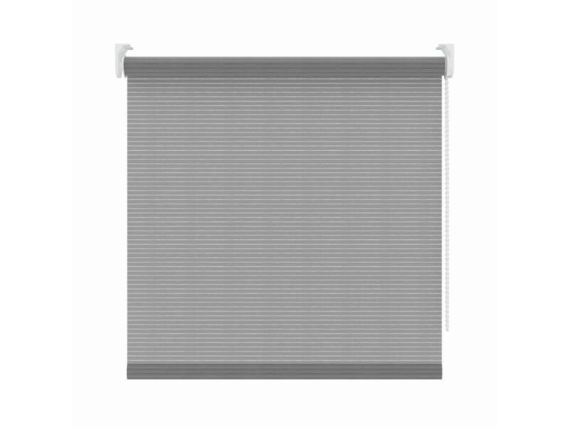 Decosol Rolgordijn lichtdoorlatend 210x190 cm ausbrenner grijs