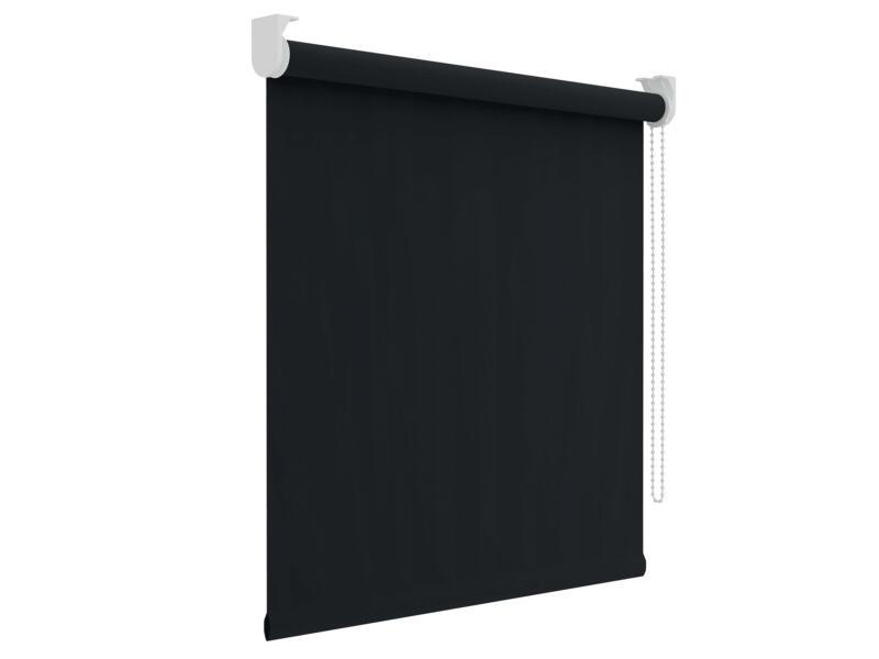 Decosol Rolgordijn verduisterend 60x190 cm zwart