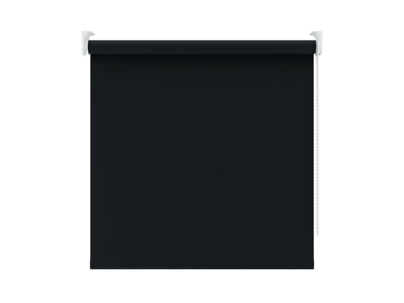Decosol Rolgordijn verduisterend 90x190 cm zwart