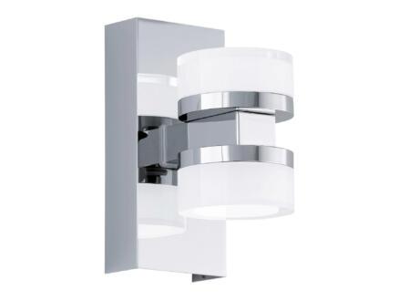 Eglo Romendo LED wandlamp 2x4,5 W chroom