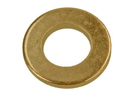 Sam Rondelles 10,5x20 mm laiton 3 pièces