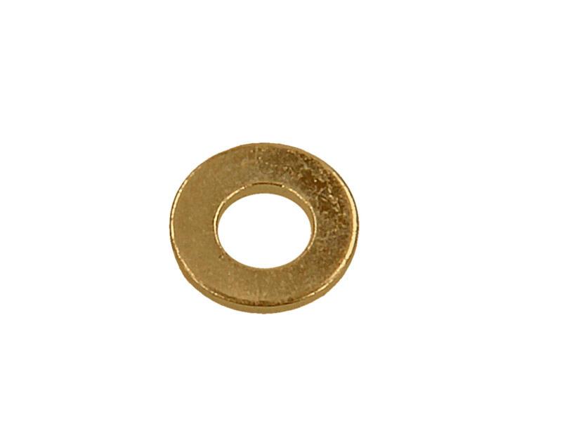 Sam Rondelles 4,2x8 mm laiton 16 pièces