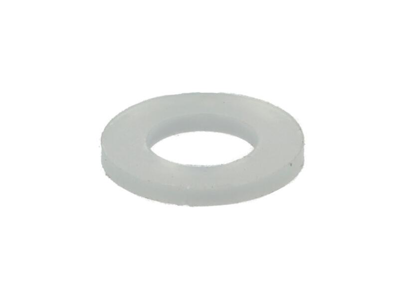 Mack Rondelles 4mm nylon 12 pièces