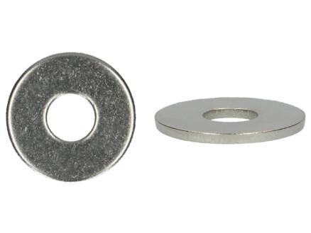Pgb-fasteners Rondelles 8mm inox 200 pièces