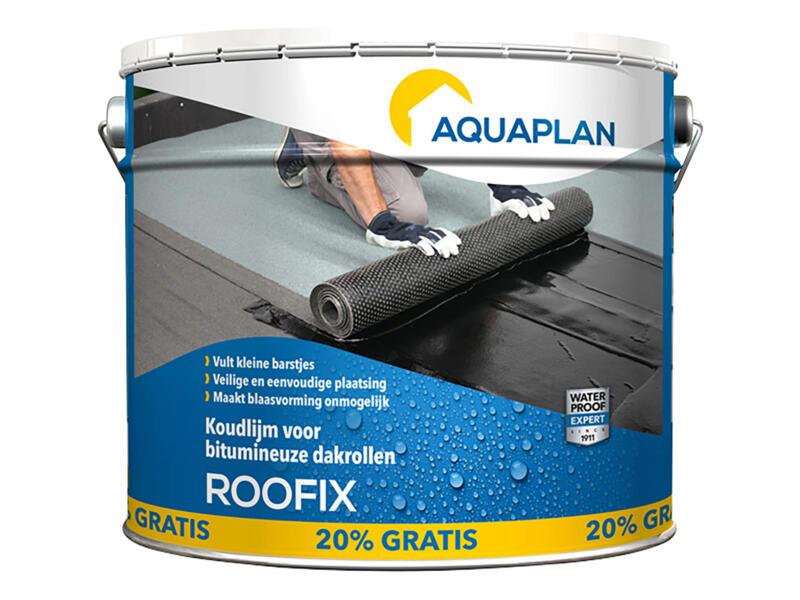 Aquaplan Roofix koudlijm 10l + 20% gratis