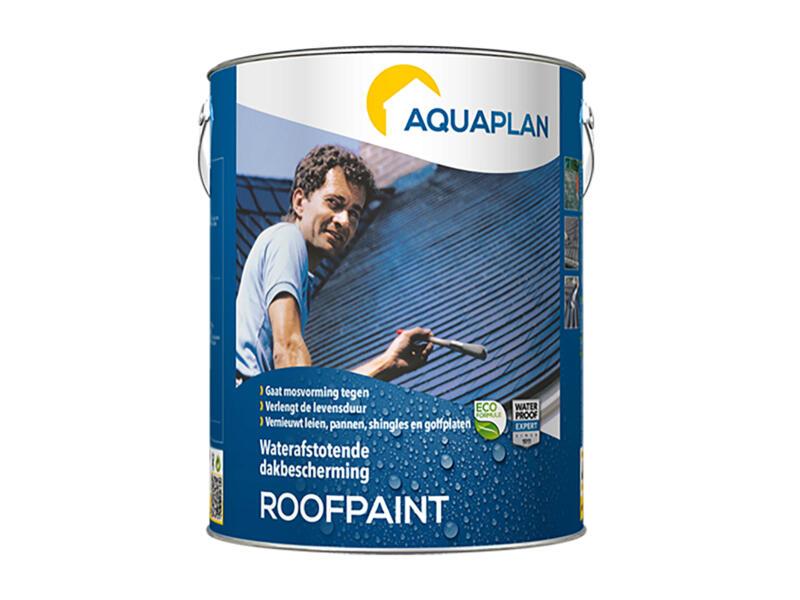 Aquaplan Roofpaint peinture toiture 5l anthracite