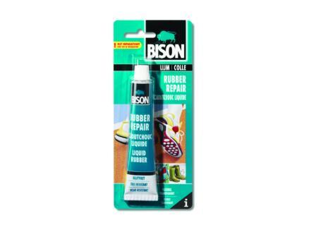 Bison Rubber Repair caoutchouc liquide 50ml