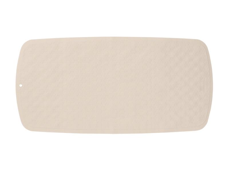 Sealskin Rubelle antislip badmat 75x37 cm beige