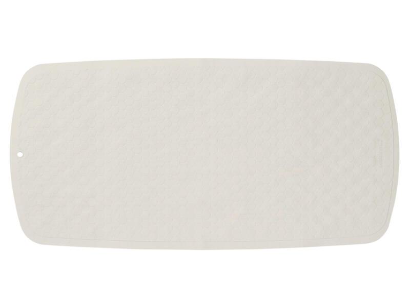 Sealskin Rubelle antislip badmat 75x37 cm wit