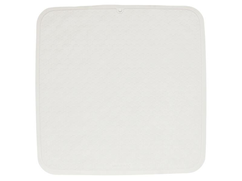 Sealskin Rubelle tapis antidérapant douche 52x52 cm blanc