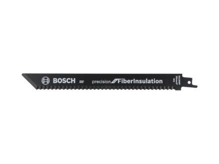 Bosch Professional S1113AWP lame de scie sabre HCS 290mm fibre de verre 2 pièces