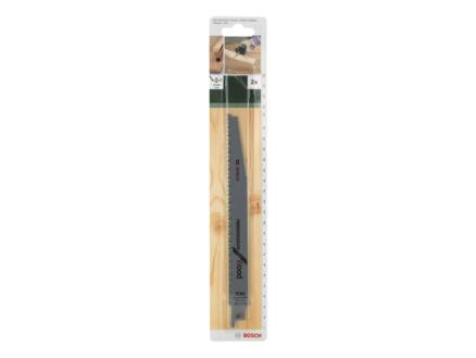 Bosch S2345X reciprozaagblad HCS 203mm hout/kunststof 2 stuks