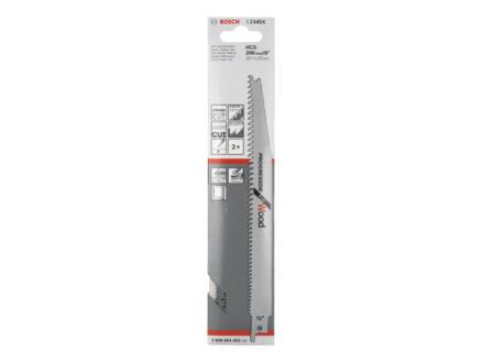 Bosch Professional S2345XF reciprozaagblad BIM 200mm hout 2 stuks