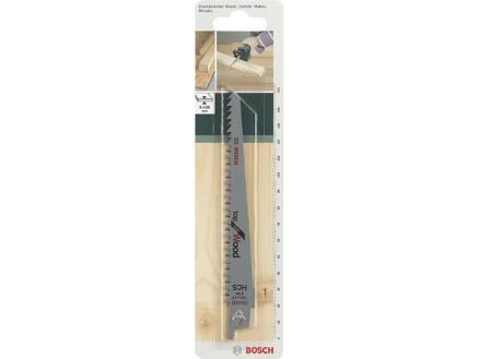 Bosch S644D reciprozaagblad HCS 152mm hout 2 stuks