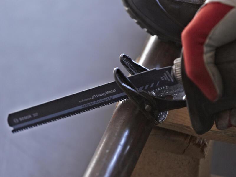 Bosch Professional S955CHM reciprozaagblad carbide 178mm metaal