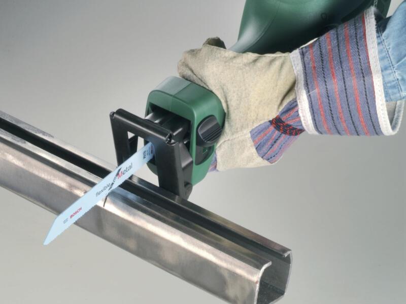 Bosch S992BF lame de scie sabre BIM 152mm métal 2 pièces