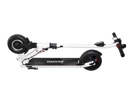 SCO-80130 trottinette électrique blanc/noir