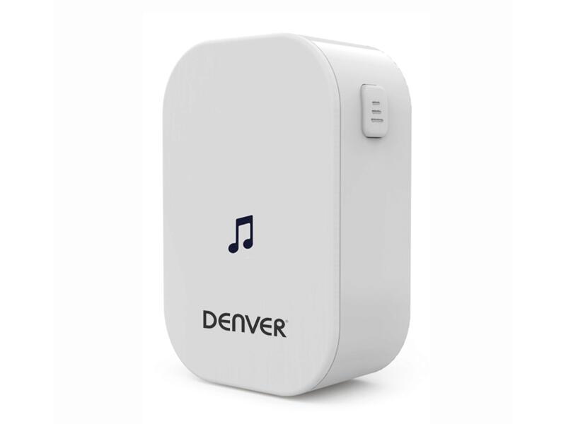 Denver SHV-120 Smarthome sonnette vidéo sans fil gris