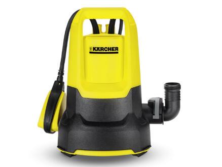 Karcher SP2 pompe vide-cave 250W eau claire
