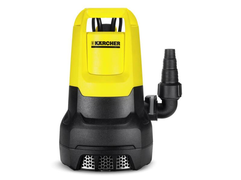 Karcher SP7 pompe vide-cave 750W eau chargée